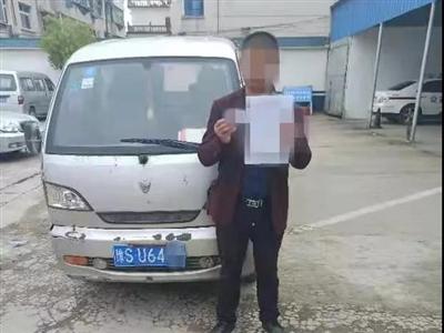 潢川一名男子酒后驾车被吊销驾照,居然还敢无证驾驶机动车!
