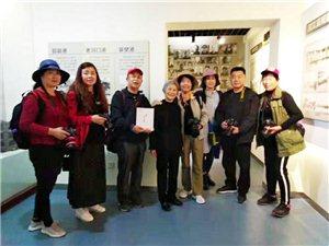 安康老年大学摄影协会・江苏常州市天宁区政协参观指导汉水航运博物馆