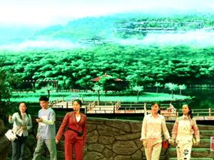大型豫剧现代戏《重渡沟》在澳门金沙网址站精彩上演
