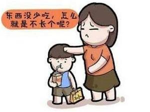 孩子脾胃虚弱,不长个,经常给做几种粥