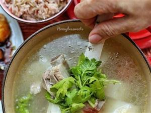秋天适合喝暖暖的汤