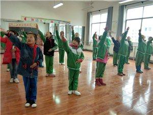 黑池镇中心小学开展社团活动启动仪式