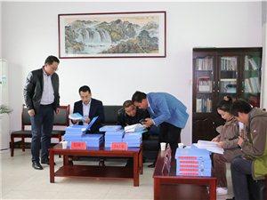 合阳代表渭南市接受全省教育工作综合督导