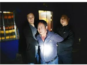 汝州公安民警协助抓获一名隐姓埋名20年的外省命案逃犯