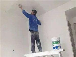 刷墙漆时要注意,一些误区可千万不能有