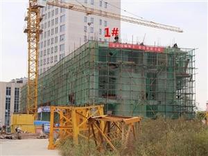 大城崛起 耀世登场丨华英・中央帝景2#楼荣耀封。