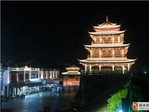 古城潮州牌坊湘子��