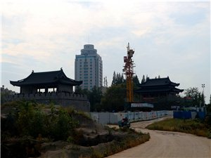 滁州市在建设的历史文化名城