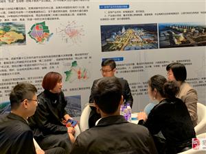 西部电商物流产业功能区赴杭州开展专场推介
