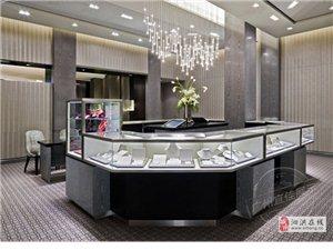 了解6种不同造型的珠宝展柜在展场的作用