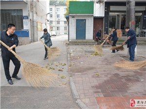 """濮阳市自来水公司开展""""城市清洁日""""活动"""