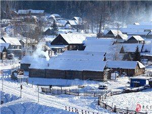 塞外雪乡-最美北疆冬季摄影活动