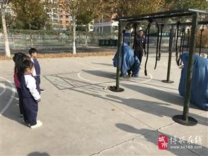 """博兴第三小学附属幼儿园举行""""消防知识我知道""""主题活动"""