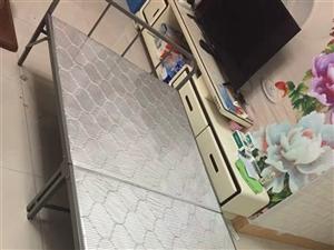 出售二手折�B床,基本全新195cmX100cm