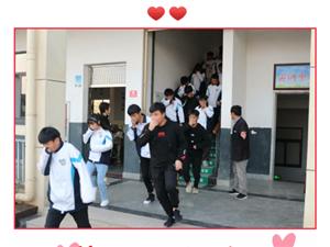 """安庆皖江中等专业学校举行""""119消防日""""消防疏散演练"""
