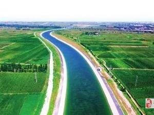 滑�h再建一大水�S!�r村也能喝上南水北�{水!