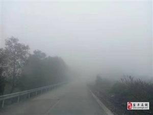 盐亭交警深入开展浓雾天气重点道路交通安全隐患排查治理