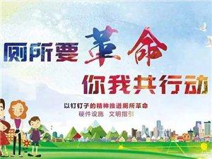 公布:寻乌县厕所革命工作举报投诉热线!