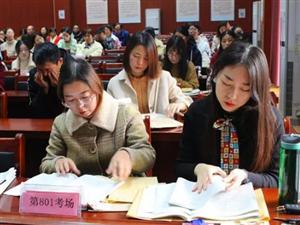 文明考试,坚守诚信――宜阳县思源实验学校期中考试纪实