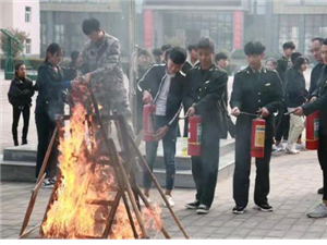 【宜阳技校】消防科普进校园安全知识记心间