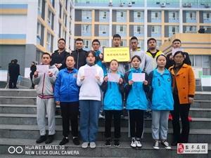 喜讯:市青少年田径锦标赛,盐中运动健儿再获佳绩