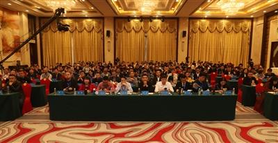 2019区县互联网发展高峰论坛峰会圆满结束,永丰网成为圆桌分享嘉宾