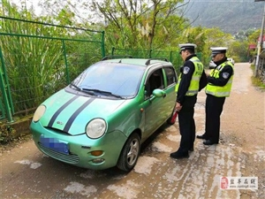 交警大队两河中队持续深化酒驾违法行为查处力度