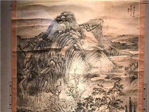 潢川籍著名艺术家懒悟大师作品扬名京城!