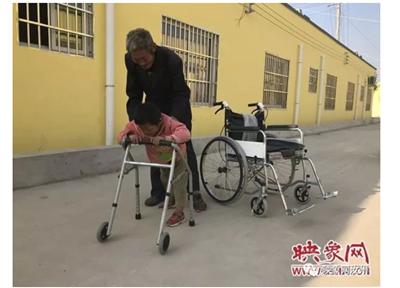 """汝州市残联:""""量体裁衣""""让残疾人的生活不再阻""""爱"""""""