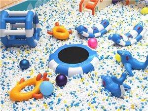 惊爆!清水湾推出超大室内儿童主题乐园,免费畅玩不限时!