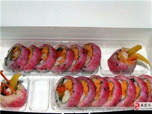 思咪达寿司,张家川首家寿司店开业,张家川吃货们快来品尝!