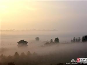 【�G野��院】武功古城:三十四年��太�O拳的老人(文/�h小成)