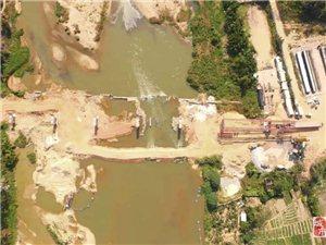 化州这条桥被洪水冲断3年,现在怎样了?快来看看!