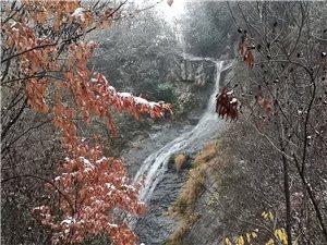 ��井十里溪的冬天