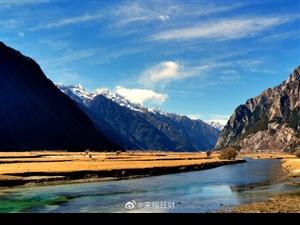 冬天的西藏
