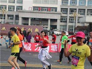 咸宁麻塘风湿病医院助力咸宁国际温泉马拉松