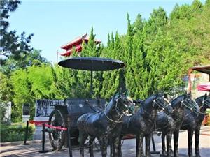 西安临潼有个地方叫新丰却一点也不新有2000多年的历史