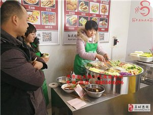 孙大妈小吃网红小吃布袋馍技术平原孙大妈小吃培训