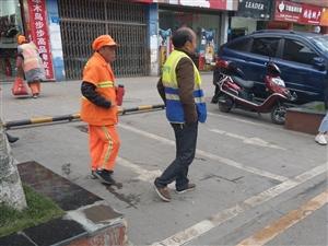 冬瓜山对面中国银行门口的停车位严重损害群众利益