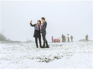 下雪啦!下雪啦!下雪啦!�@次�S都真的下雪了!