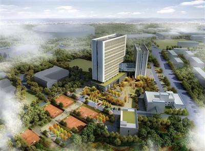 已完成主体工程60%以上,泸州市医教园区基础设施项目稳步推进