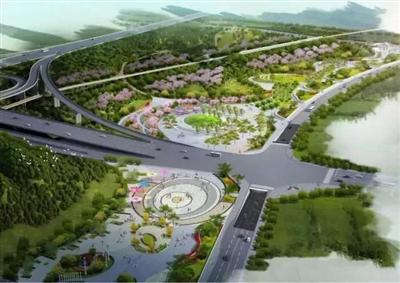 投资约4亿元,泸州又一大型公园即将开建!