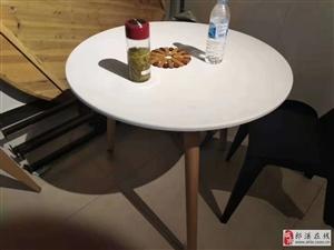 转让圆桌椅,方桌椅