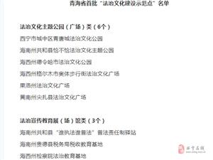 最新�l布!青海省�@些地方有了新�Q�