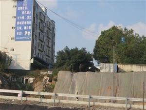 昨天去看,建�O中的�L六�颍�四公里大��樱�成�D�P大道了。