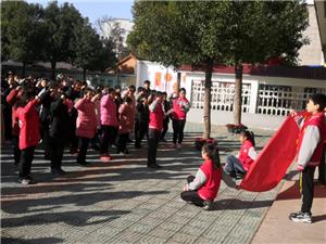 """潢川回小开展""""礼赞宪法""""主题教育活动"""