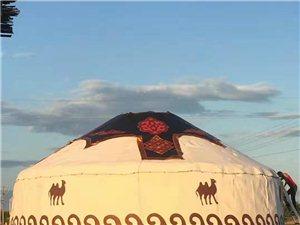 正蓝旗上都镇蒙元蒙古包厂的蒙古包