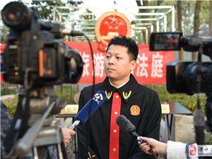 溧水法院旅游巡回法庭到景区开庭审理相邻通行权纠纷