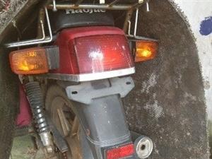转让一辆五羊豪爵摩托车