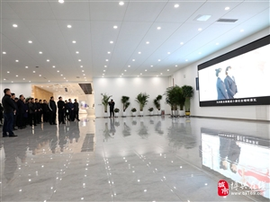 """博兴县召开""""双招双引""""现场观摩暨加快高质量发展大会"""